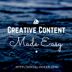 Creative Content Made Easy
